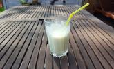 Erfrischender Milchshake