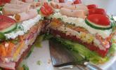 Salattorte - SiS-tauglich