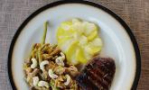 Bohnen - Pilz Curry