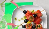 Paprika - Oliven - Spieße