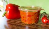 Zwiebel - Paprika Relish