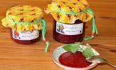 Himbeer - Nektarinen - Marmelade
