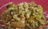 Mediterraner Low Carb-Salat