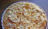 Apfel - Frischkäse - Tarte mit Ahornsirup