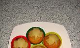 Nuss - Schoko - Muffins mit Ahornsirup