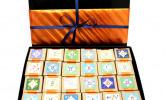 Gewürzsalz - Adventskalender mit 24 Spezialitäten in der Geschenkbox von Finca Marina