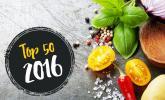 Top 50 des Jahres 2016