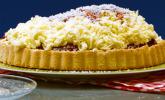 Süßer Spaghetti-Kuchen