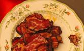 Kandierter Bacon - amerikanischer Partysnack