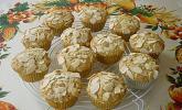 Dattel - Mandel Muffins mit Amaretto