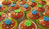 Erdnuss-Cola-Muffins