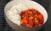 Rezept Chili con Kürbis
