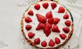 Rezept Erdbeer - Mascarpone - Biskuit - Blitz - Kuchen
