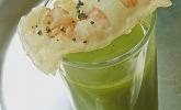 Rezept Essenz von der Zucchini mit Poppie - Cräcker
