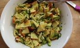 Rezept Fenchelsalat mit Apfel und Gurke