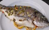 Rezept Fisch in Chilibutter (in Alufolie)
