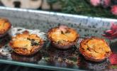 Rezept Florentiner mit Mandeln und Kürbiskernen