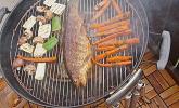 Rezept Ganzer Fisch vom Grill