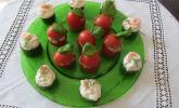 Rezept Gefüllte Tomaten mit Thunfisch