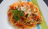 Rezept Gemüse-Spaghetti