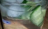 Rezept Gin Tonic Gurke à la Julienne