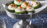 Rezept Gurken-Lachs-Häppchen