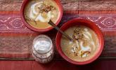 Rezept Indische Linsensuppe mit Kreuzkümmel-Zwiebeln