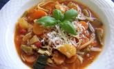 Rezept Italienische Minestrone