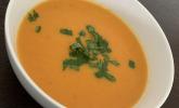 Rezept Karottensuppe mit Curry