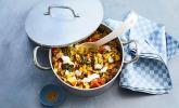 Rezept Kartoffel-Wirsing-Curry