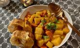 Rezept Kartoffelgulasch vegan