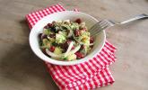 Rezept Kidneybohnen - Apfel - Zwiebel - Salat