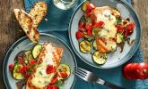 Rezept Lachs vom Grill