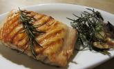Rezept Lachssteak mit Kräutern