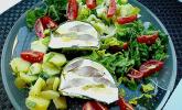 Rezept Matjesterrine mit Äpfeln und Gurken