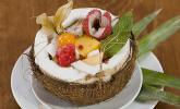 Tropischer Fruchtsalat