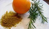 Orangen-Rosmarin-Salz