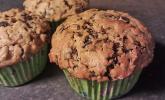 Erdnuss-Schoko-Muffins