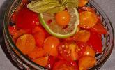 Tomatensalat mit Physalis