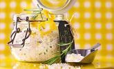 Zitronen-Rosmarin-Salz