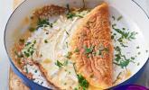 Käse-Omelette