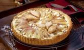 Herbstliche Vanille-Obst-Quiche