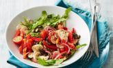 Salat hat viele Vitamine