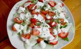 12. Kohlrabi - Erdbeeren