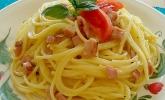 Platz 40: Koelkasts Spaghetti Carbonara