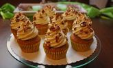 Tiramisu-Cupcakes mit Mascarponecreme