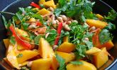 Exotischer Mango-Salat