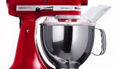KitchenAid Küchenmaschine rot