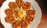 4. Sellerie - Karotten - Bratlinge