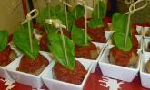 Hackbällchen in Tomatensauce